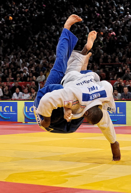 Grand Slam Paris 2013 Judo