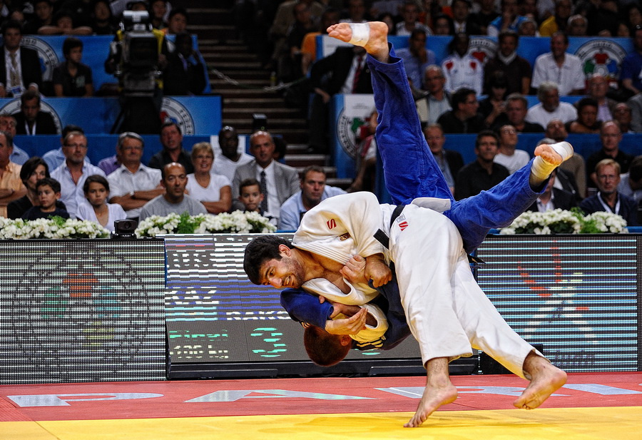0013 World Championship JUDO Paris 2011
