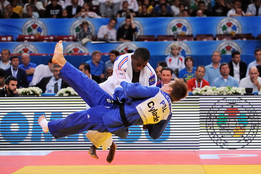 0017 World Championship Judo Paris 2011